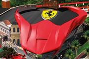 Ferrari Land - новый парк развлечений в Каталонии. // portaventuraworld.com