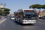 Общественный транспорт в Италии работает с перебоями. // oh-rome.com