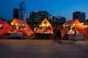 Ночной рынок в Сеуле // visitkorea.or.kr