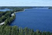 Пункахарью - национальный пейзаж Финляндии. // YouTube