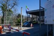 Погранпереход Novazzano-Marcetto // rsi.ch