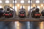 Национальный железнодорожный музей Италии расположен в Неаполе. // museopietrarsa.it