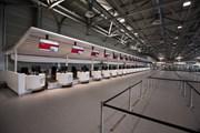 Новый зал регистрации // schiphol.nl