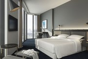 Номер в Four Points by Sheraton Melbourne Docklands  // starwoodhotels.com