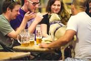 Пражский пивной фестиваль продлится 17 дней. // ceskypivnifestival.cz