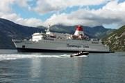 Туристов между двумя странами будет перевозить хорватское судно. // cdm.me