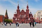Туристы не смогут попасть на Красную площадь с 4 по 8 мая. // Lonely Planet