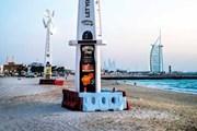 """Первые """"умные"""" маяки уже появились в Дубае. // Gulf News"""