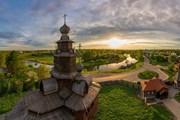 Музей деревянного зодчества в Суздали // suzdalinn.ru