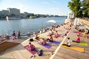 В столице готовы к сезону шесть зон для купания. // nsn.fm