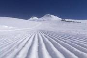 На Эльбрусе хватает снега. // АО «Курорты Северного Кавказа»