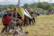 Зрители увидят историческую битву на реке Угре. // Оргкомитет фестиваля