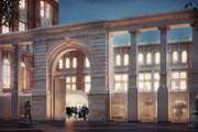 Новый вход в Музей Виктории и Альберта // vam.ac.uk