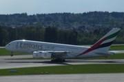 Airbus A380 Emirates // Юрий Плохотниченко