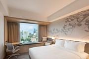 Номер в отеле Hilton Garden Inn Singapore Serangoon  // hilton.com