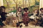 Богатая коллекция старинных кукол доступна для осмотра до 15 сентября. // euromag.ru