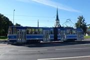Трамвай  в Таллине // Юрий Плохотниченко