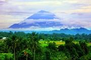 Вулкан Агунг на острове Бали // baligo.co