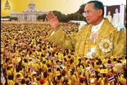 Таиланд попрощается с Рамой IX. // Muay Thaimes