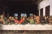Тайная вечеря находится в трапезной доминиканского монастыря. // abc-people.com