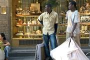 Уличные торговцы во Флоренции // imagesbyar.com