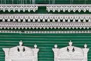 Старинные элементы деревянного декора собраны в музее. // nalichniki.com