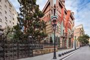 Дом Висенс - достопримечательность Барселоны. // Pol Viladoms, casavicens.org