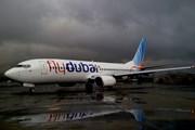 Самолет fludubai // flydubai.com