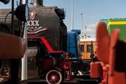 В музее представлено 28 тысяч экспонатов. // В.Казарин, railway-museum.ru