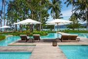 Система бассейнов отеля Rosewood Phuket  // rosewoodhotels.com