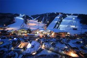 Вивальди-парк расположен в часе езды от Сеула. // packagekorea.com