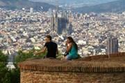 Вид на Барселону со стен крепости Монжуик. // TripAdvisor