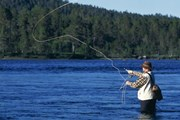 Рыбная ловля - отличное развлечение для туристов в Финляндии. // finland.fi