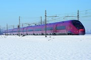 Поезд Italo // italotreno.it