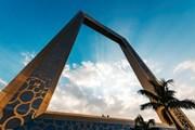 Дубайская рамка - музей и смотровая площадка // prt.ru