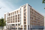 Это первый отель бренда Hyatt Place на территории Германии. // gateway-gardens.de