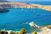 Греческие острова ждут круизных туристов.