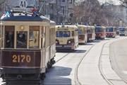 В Москве пройдет парад трамваев // mosgortrans.ru