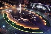 Площадь Победы в Санкт-Петербурге // lensvet.spb.ru