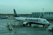 Самолет Ryanair // Юрий Плохотниченко