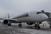 Airbus A350-900 Singapore Airlines // Юрий Плохотниченко