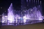 Светомузыкальный фонтан в Калининграде