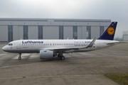 Самолет Lufthansa // Юрий Плохотниченко