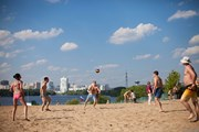 Роспотребнадзор одобрил 26 зон отдыха на воде. // пляж-рублёво.рф