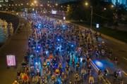 Ночной велопарад в Москве пройдет в четвертый раз. // i-bike-msk.ru