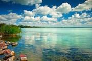 Озеро Балатон - популярная курортная зона. // Shutterstock