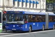 Московский автобус // Юрий Плохотниченко