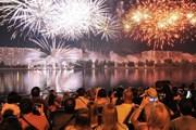 Фестиваль фейерверков пройдет в четвертый раз. // mos.ru