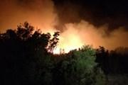 Пожару не позволяют распространиться в сторону Будвы. // atvbl.com