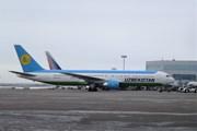 Самолет Uzbekistan Airways // Юрий Плохотниченко